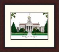 Iowa Hawkeyes Legacy Alumnus Framed Lithograph