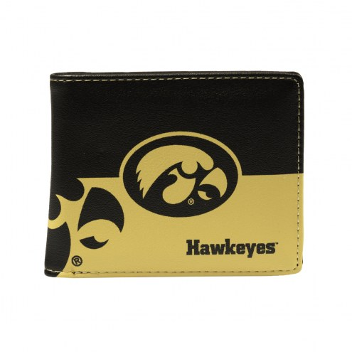 Iowa Hawkeyes Bi-Fold Wallet