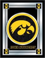 Iowa Hawkeyes Logo Mirror