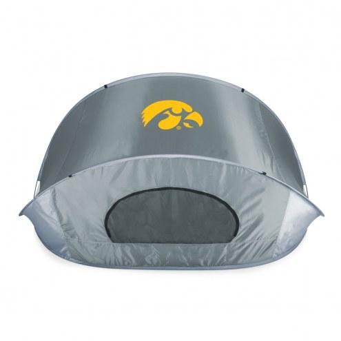 Iowa Hawkeyes Manta Sun Shelter