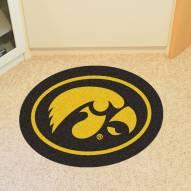 Iowa Hawkeyes Mascot Mat