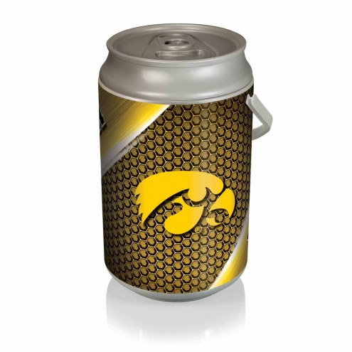 Iowa Hawkeyes Mega Can Cooler