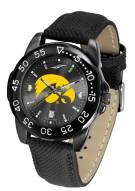 Iowa Hawkeyes Men's Fantom Bandit AnoChrome Watch