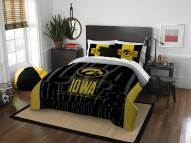 Iowa Hawkeyes Modern Take Full/Queen Comforter Set