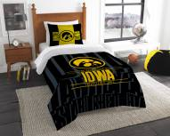 Iowa Hawkeyes Modern Take Twin Comforter Set