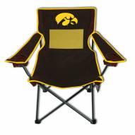 Iowa Hawkeyes Monster Mesh Tailgate Chair