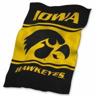 Iowa Hawkeyes NCAA Ultrasoft Blanket