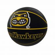 Iowa Hawkeyes Official Size Rubber Basketball