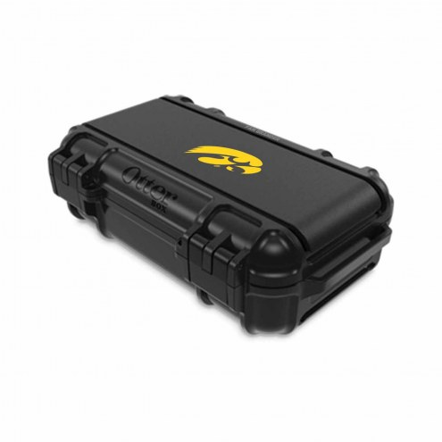 Iowa Hawkeyes OtterBox Black Drybox Phone Holder