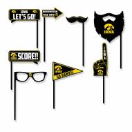 Iowa Hawkeyes Party Props Selfie Kit