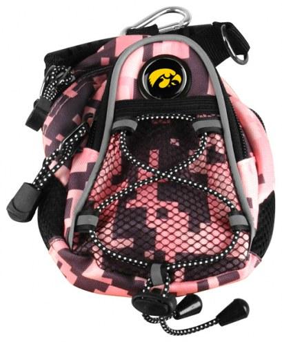 Iowa Hawkeyes Pink Digi Camo Mini Day Pack