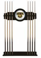 Iowa Hawkeyes Pool Cue Rack