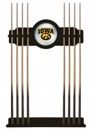 Iowa Hawkeyes Pool Cue Rack