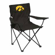 Iowa Hawkeyes Quad Folding Chair