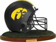 Iowa Hawkeyes Collectible Football Helmet Figurine