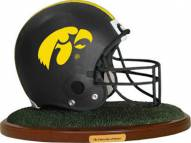 Iowa Hawkeyes Collectible Football Helmet Figurine