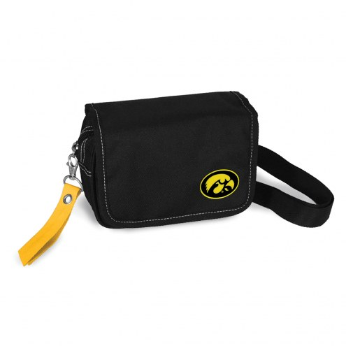 Iowa Hawkeyes Ribbon Waist Pack Purse