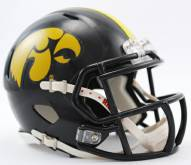 Iowa Hawkeyes Riddell Speed Mini Collectible Football Helmet