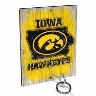 Iowa Hawkeyes Ring Toss Game