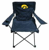 Iowa Hawkeyes Rivalry Folding Chair