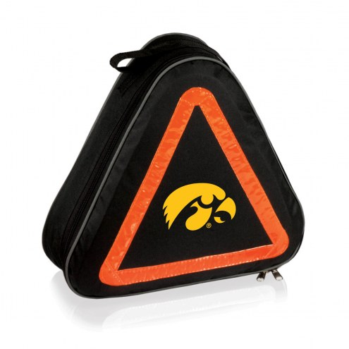 Iowa Hawkeyes Roadside Emergency Kit