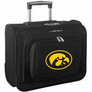 Iowa Hawkeyes Rolling Laptop Overnighter Bag