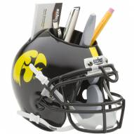 Iowa Hawkeyes Schutt Football Helmet Desk Caddy