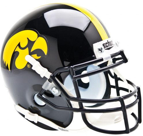 Iowa Hawkeyes Schutt Mini Football Helmet
