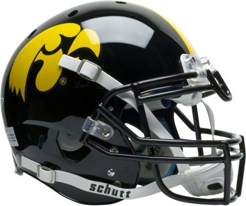 Iowa Hawkeyes Schutt XP Collectible Full Size Football Helmet