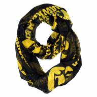Iowa Hawkeyes Sheer Infinity Scarf