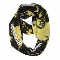 Iowa Hawkeyes Silky Infinity Scarf