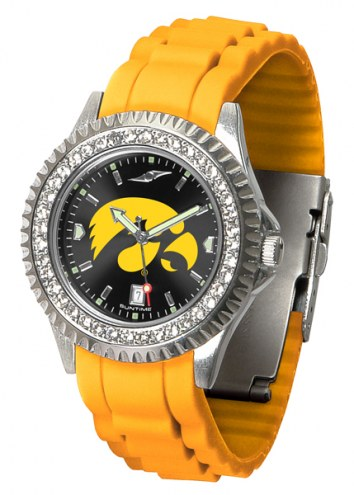 Iowa Hawkeyes Sparkle Women's Watch
