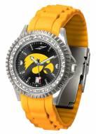 Iowa Hawkeyes Sparkle Women's Watch