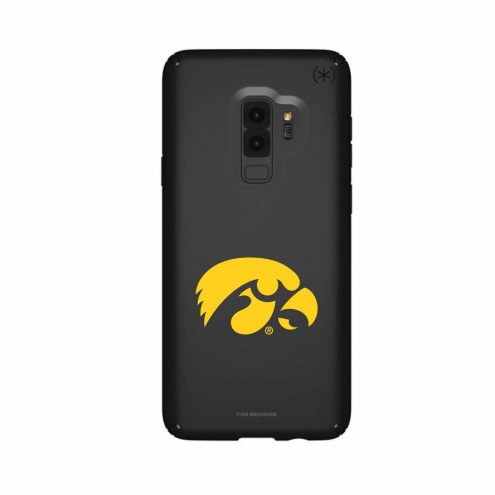 Iowa Hawkeyes Speck Samsung Galaxy S9+ Presidio Black Case