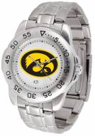 Iowa Hawkeyes Sport Steel Men's Watch