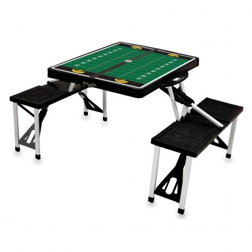 Iowa Hawkeyes Sports Folding Picnic Table