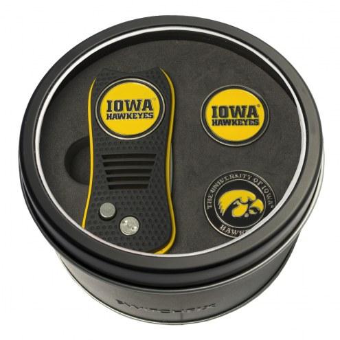 Iowa Hawkeyes Switchfix Golf Divot Tool & Ball Markers