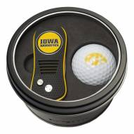 Iowa Hawkeyes Switchfix Golf Divot Tool & Ball