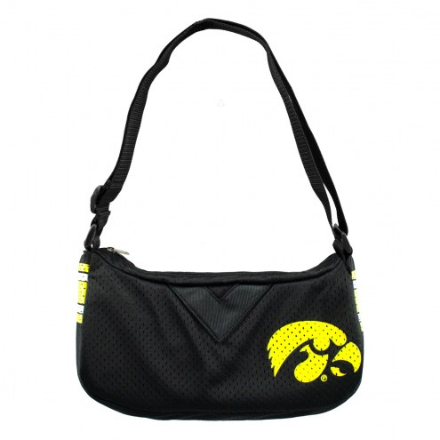 Iowa Hawkeyes Team Jersey Purse