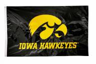 Iowa Hawkeyes Two Sided 3' x 5' Flag