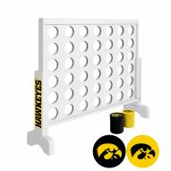 Iowa Hawkeyes Victory Connect 4