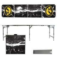 Iowa Hawkeyes Victory Folding Tailgate Table