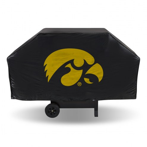 Iowa Hawkeyes College Vinyl Grill Cover