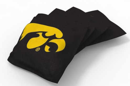 Iowa Hawkeyes Cornhole Bags - Set of 4