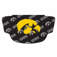 Iowa Hawkeyes Face Mask Fan Gear