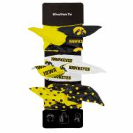 Iowa Hawkeyes Wired Hair Tie