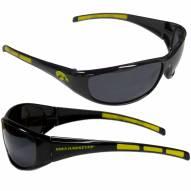 Iowa Hawkeyes Wrap Sunglasses