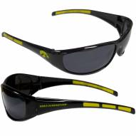 Iowa Hawkeyes Wrap Sunglasses