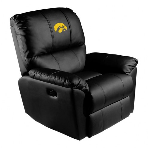 Iowa Hawkeyes XZipit Rocker Recliner