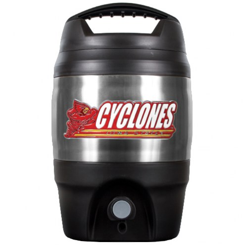 Iowa State Cyclones 1 Gallon Beverage Dispenser